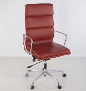 Chaise Eames marron