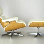 Eames blanc