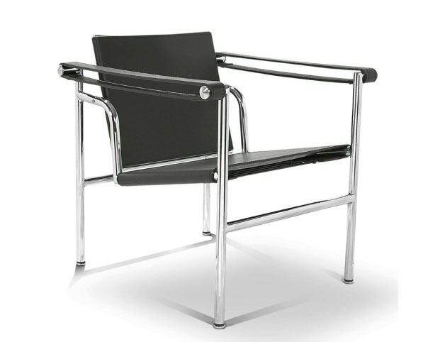 chaise le corbusier lc1 le design intemporel famous design. Black Bedroom Furniture Sets. Home Design Ideas