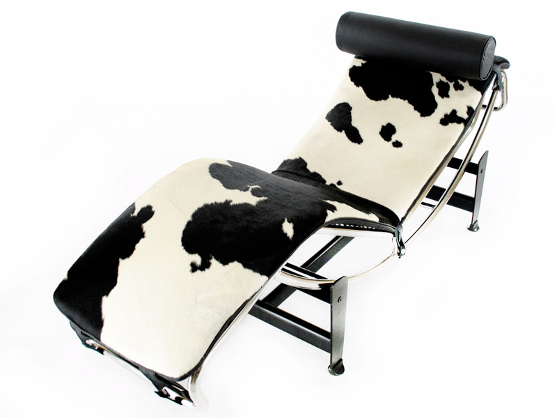 chaise longue le corbusier lc4 famous design. Black Bedroom Furniture Sets. Home Design Ideas