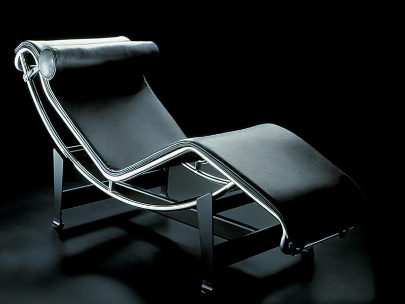 chaise longue le corbusier lc4 famous design. Black Bedroom Furniture Sets. Home Design Ideas